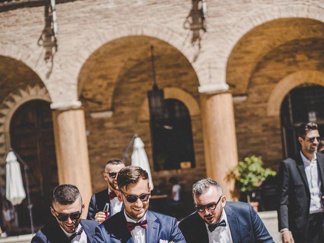 Il matrimonio di Marcello e Mariangela a Offida, Ascoli Piceno 31