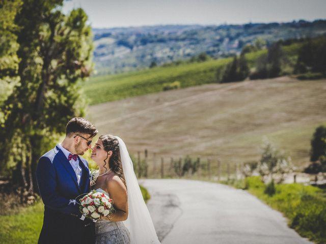 Le nozze di Mariangela e Marcello