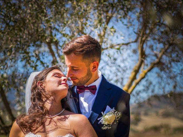 Il matrimonio di Marcello e Mariangela a Offida, Ascoli Piceno 36