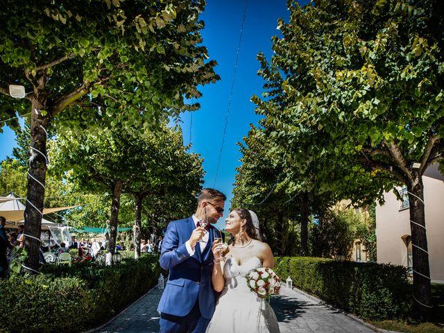 Il matrimonio di Marcello e Mariangela a Offida, Ascoli Piceno 39