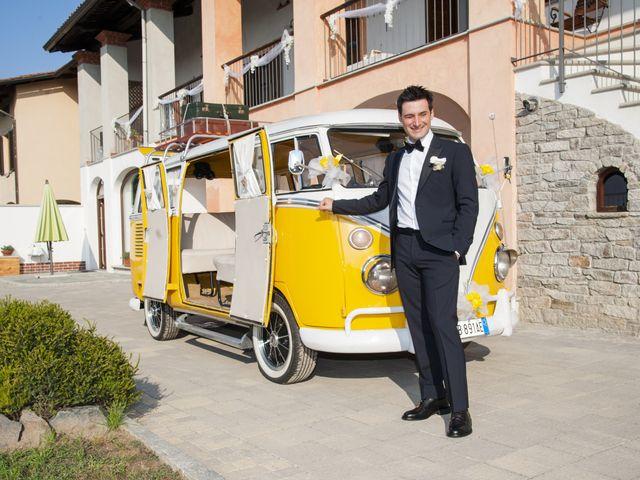 Il matrimonio di Paolo e Stefania a Ivrea, Torino 1