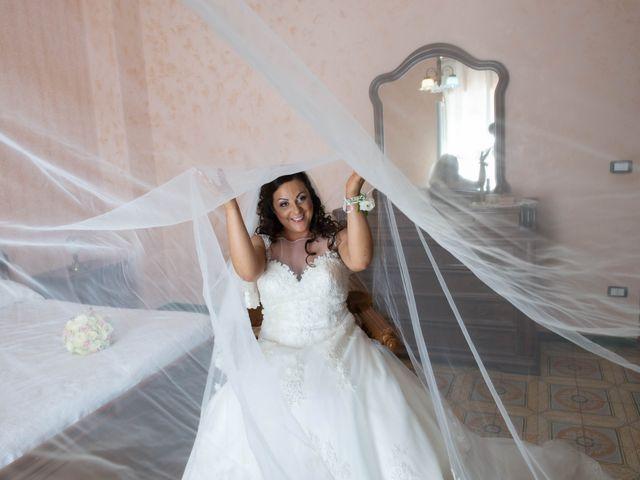 Il matrimonio di Angela e Raffaele a Capaccio Paestum, Salerno 14