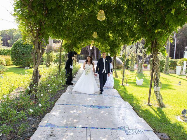 Il matrimonio di Angela e Raffaele a Capaccio Paestum, Salerno 25