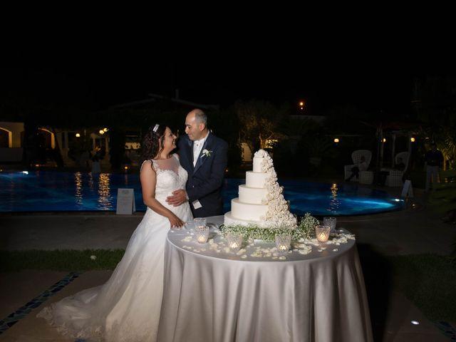 Il matrimonio di Angela e Raffaele a Capaccio Paestum, Salerno 37