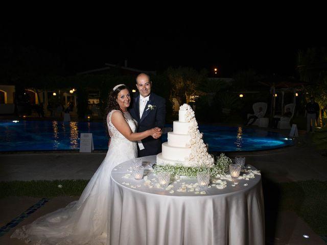 Il matrimonio di Angela e Raffaele a Capaccio Paestum, Salerno 38
