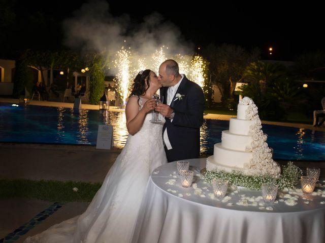 Il matrimonio di Angela e Raffaele a Capaccio Paestum, Salerno 39