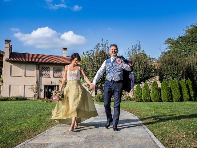 Le nozze di Vania e Sergio