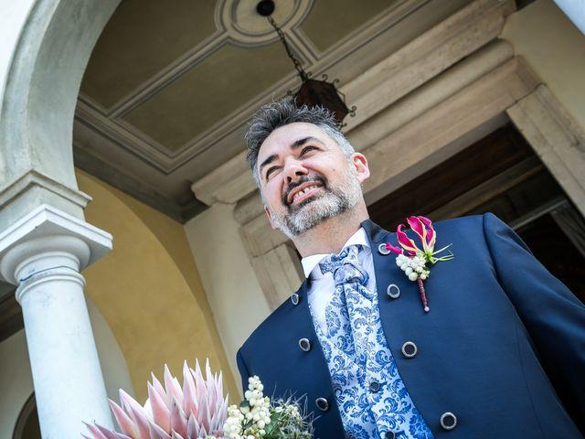 Il matrimonio di Sergio e Vania a Verdello, Bergamo 21