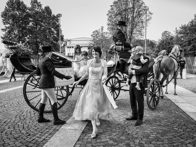 Il matrimonio di Sergio e Vania a Verdello, Bergamo 22