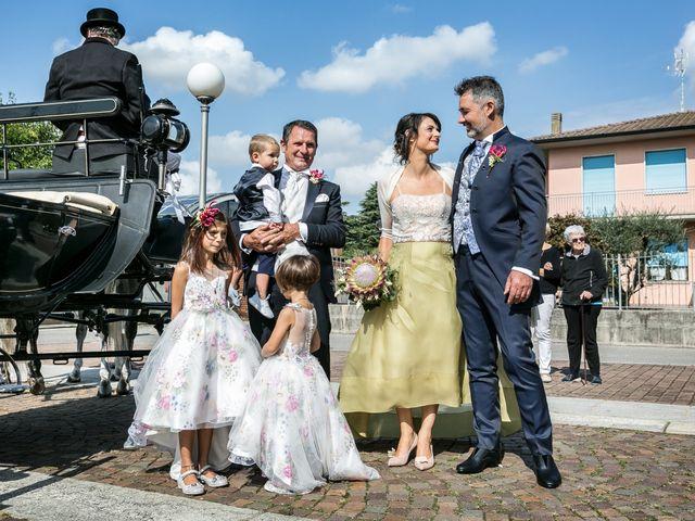 Il matrimonio di Sergio e Vania a Verdello, Bergamo 23
