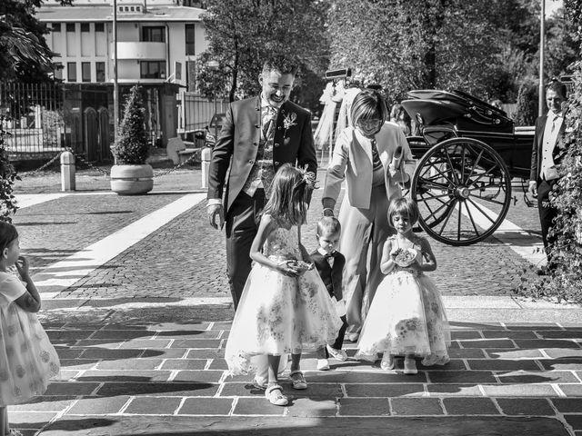 Il matrimonio di Sergio e Vania a Verdello, Bergamo 25