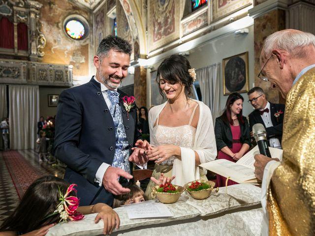 Il matrimonio di Sergio e Vania a Verdello, Bergamo 31