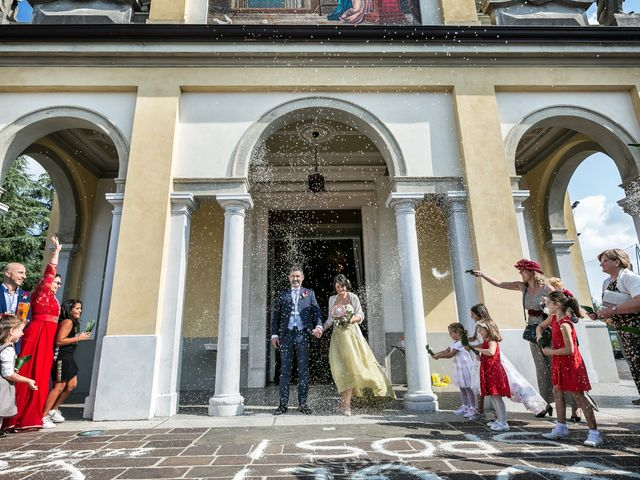 Il matrimonio di Sergio e Vania a Verdello, Bergamo 33