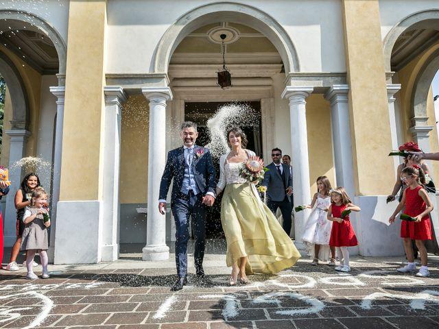 Il matrimonio di Sergio e Vania a Verdello, Bergamo 34
