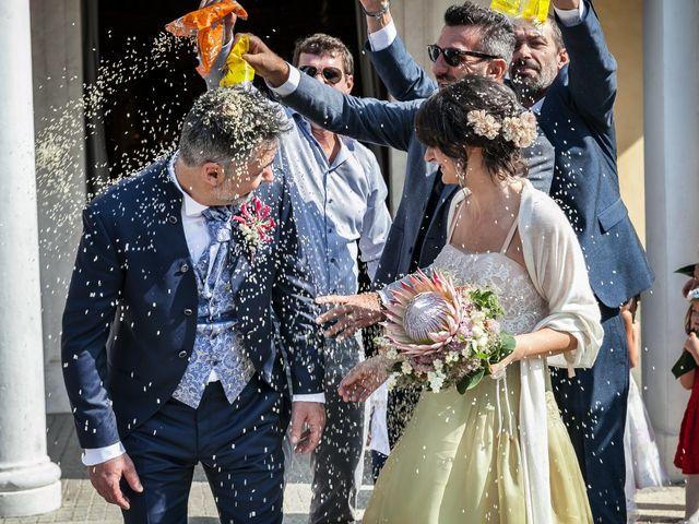 Il matrimonio di Sergio e Vania a Verdello, Bergamo 35
