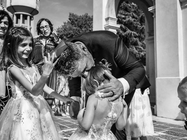 Il matrimonio di Sergio e Vania a Verdello, Bergamo 38