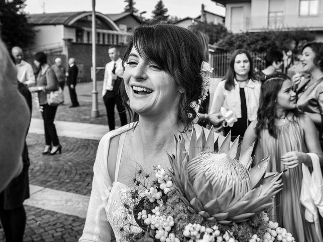 Il matrimonio di Sergio e Vania a Verdello, Bergamo 40