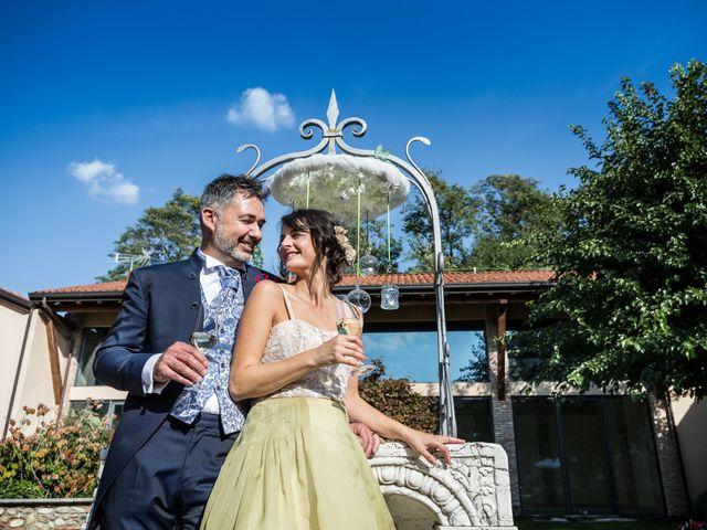 Il matrimonio di Sergio e Vania a Verdello, Bergamo 46