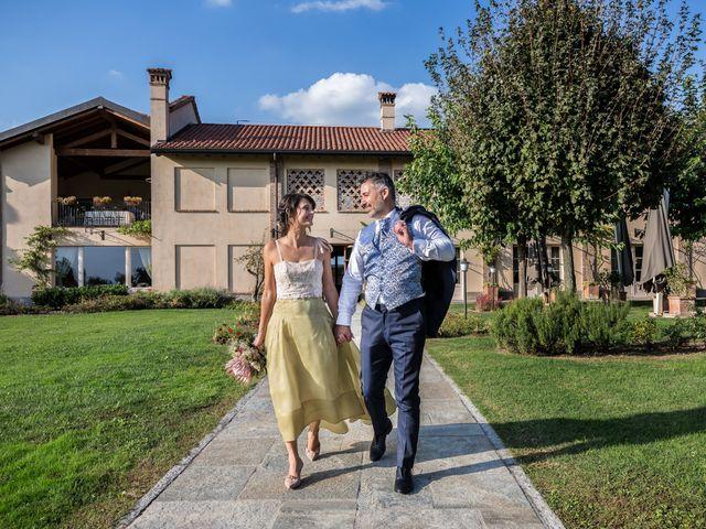 Il matrimonio di Sergio e Vania a Verdello, Bergamo 49