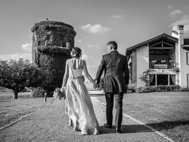Il matrimonio di Sergio e Vania a Verdello, Bergamo 54