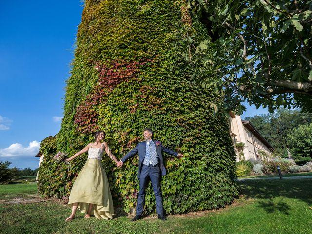 Il matrimonio di Sergio e Vania a Verdello, Bergamo 57