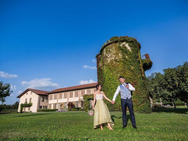 Il matrimonio di Sergio e Vania a Verdello, Bergamo 59