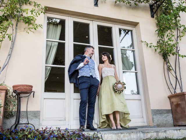 Il matrimonio di Sergio e Vania a Verdello, Bergamo 61