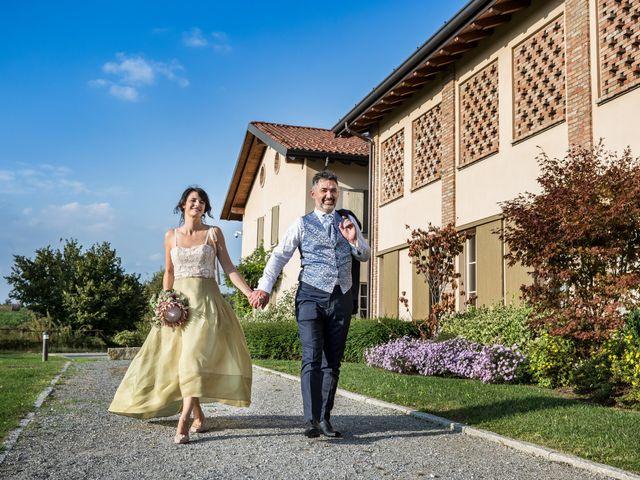 Il matrimonio di Sergio e Vania a Verdello, Bergamo 64