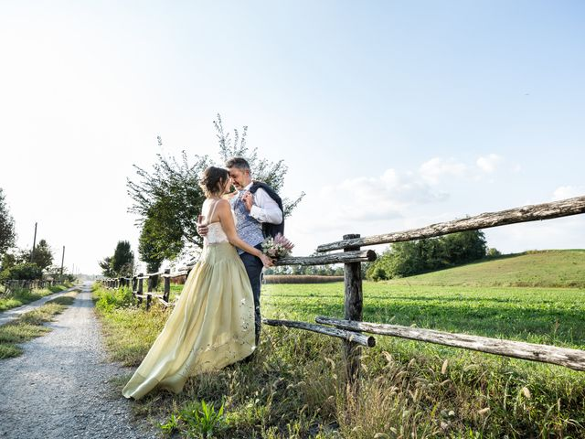 Il matrimonio di Sergio e Vania a Verdello, Bergamo 65