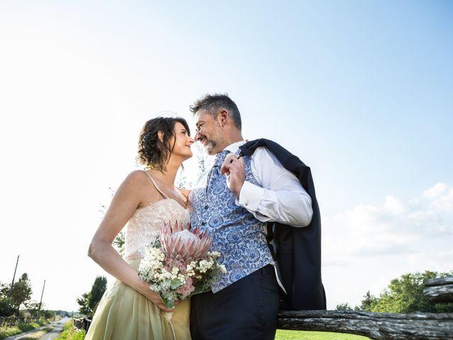 Il matrimonio di Sergio e Vania a Verdello, Bergamo 68