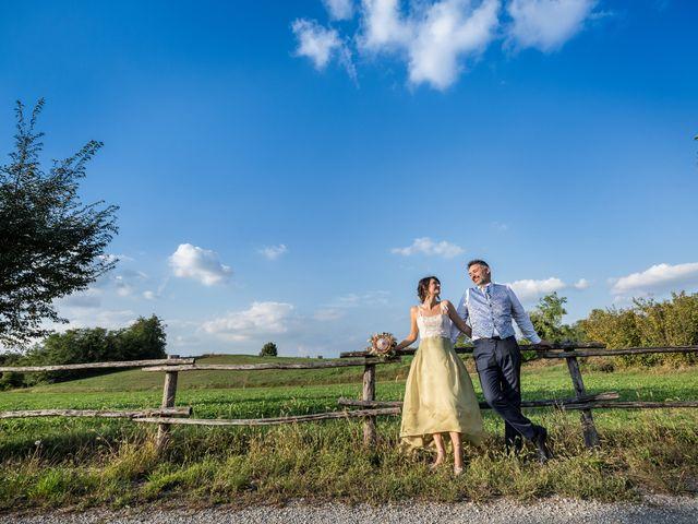 Il matrimonio di Sergio e Vania a Verdello, Bergamo 70
