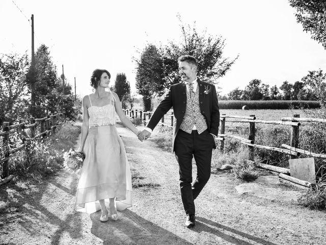 Il matrimonio di Sergio e Vania a Verdello, Bergamo 71