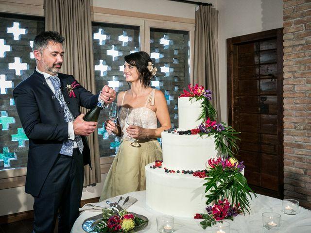 Il matrimonio di Sergio e Vania a Verdello, Bergamo 74