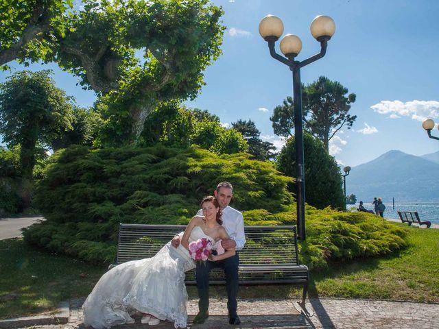 le nozze di Erica e Jacopo