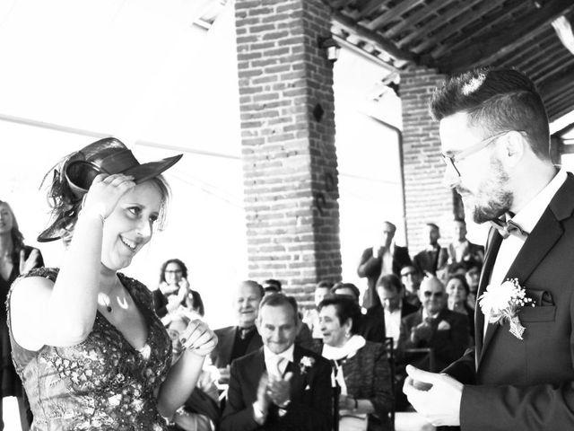 Il matrimonio di Manuel e Lisa a Novara, Novara 1