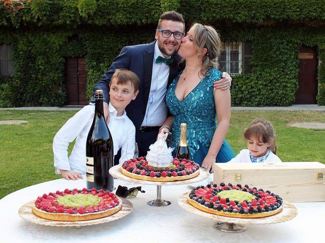 Il matrimonio di Manuel e Lisa a Novara, Novara 2