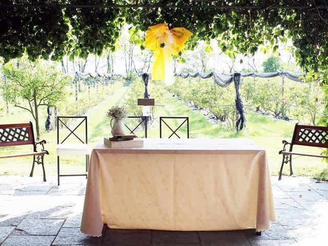 Il matrimonio di Manuel e Lisa a Novara, Novara 5