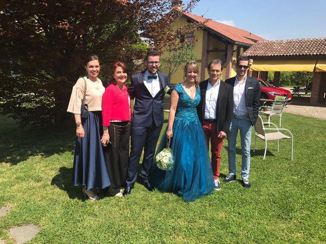 Il matrimonio di Manuel e Lisa a Novara, Novara 15