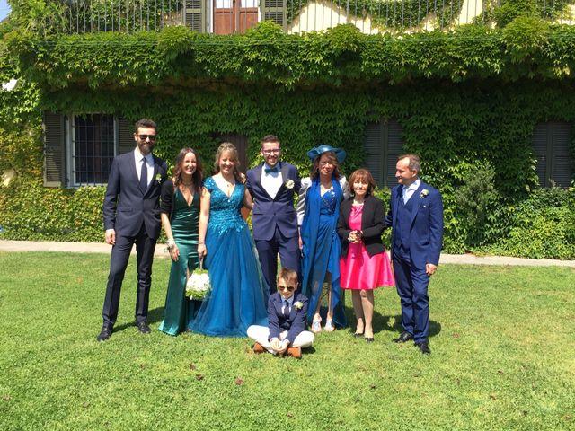 Il matrimonio di Manuel e Lisa a Novara, Novara 16
