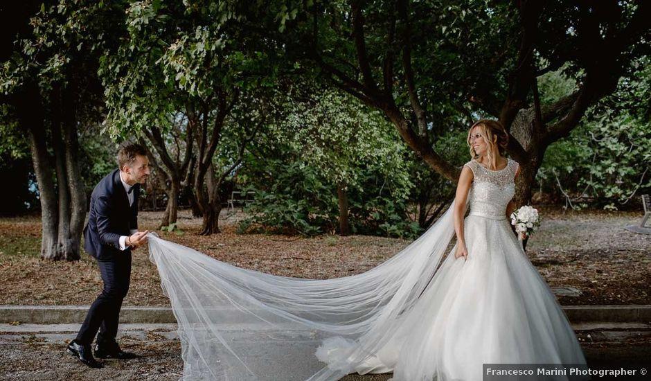 Il matrimonio di Valentina e Daniele a Ancona, Ancona
