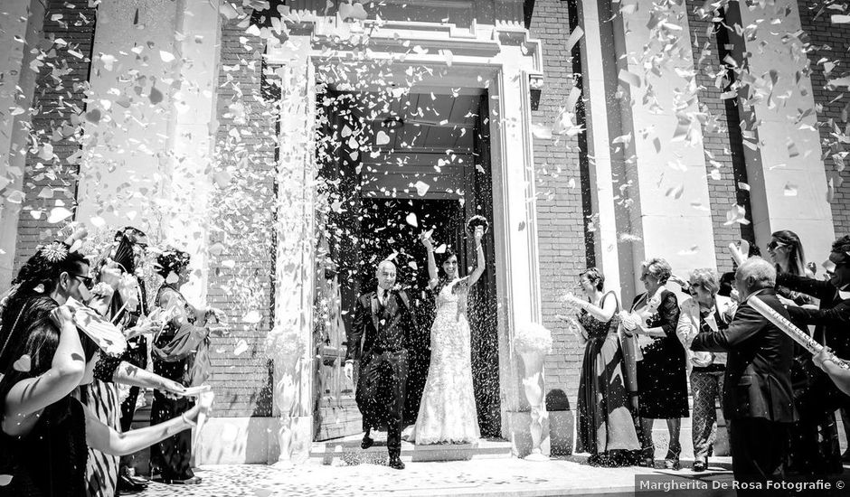 Il matrimonio di Giuseppe e Marianna a Gioia dei Marsi, L'Aquila