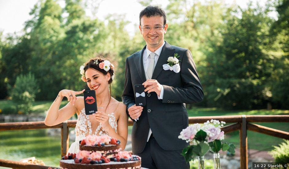 Il matrimonio di Alessandro e Anxhela a Vercelli, Vercelli
