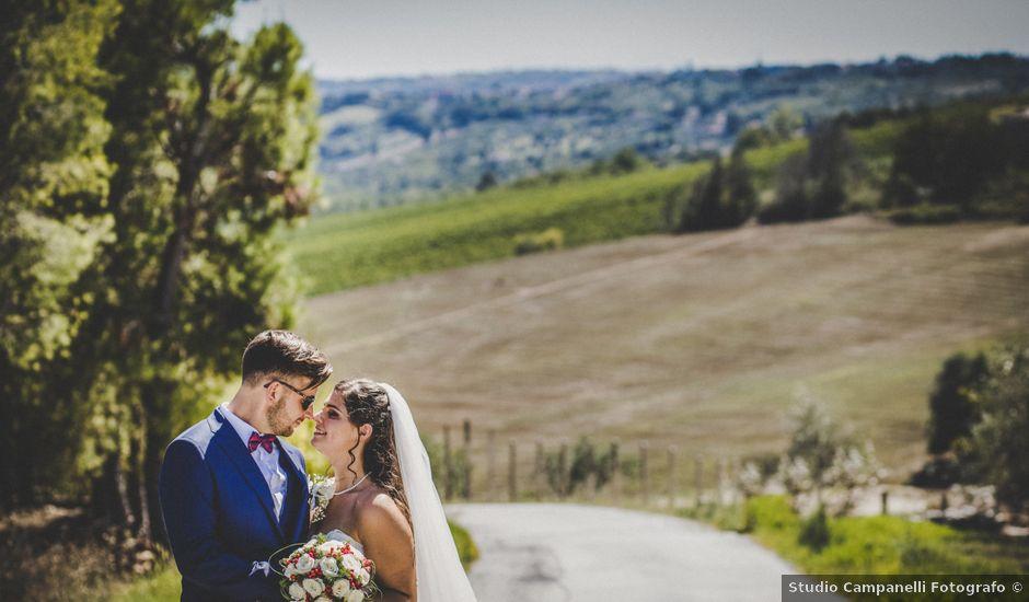 Il matrimonio di Marcello e Mariangela a Offida, Ascoli Piceno