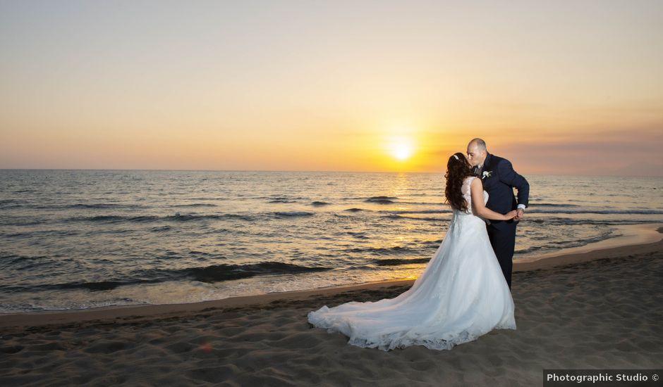 Il matrimonio di Angela e Raffaele a Capaccio Paestum, Salerno