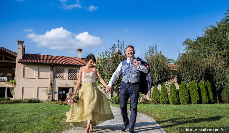 Il matrimonio di Sergio e Vania a Verdello, Bergamo