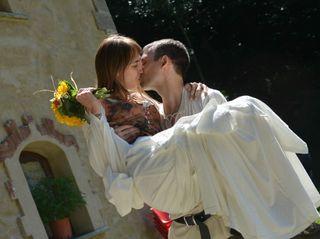 Le nozze di Mara e Matteo