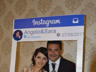 Le nozze di Sara e Angelo 1