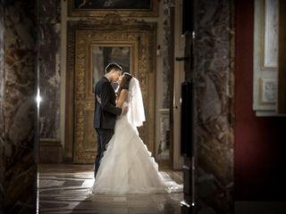 Le nozze di Patrizia e Alessio