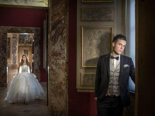 Le nozze di Patrizia e Alessio 1