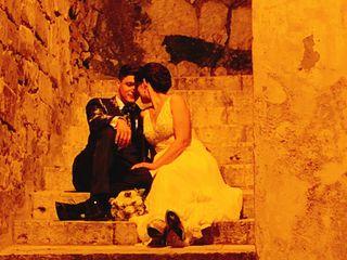 Le nozze di Mariagrazia  e Rocco